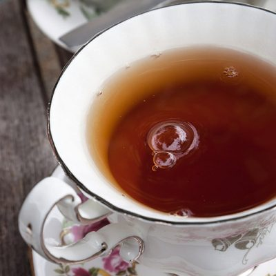 Aged Earl Gray Tea