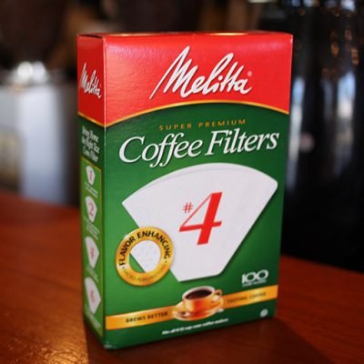 Melita Coffee Filters