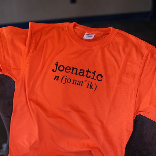 Joenatic T-Shirt
