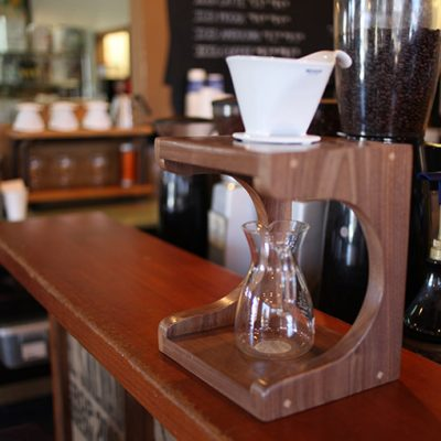 Pour Over Station