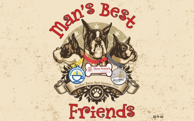 The Second Batch of Man's Best Friend Is on Its Way!