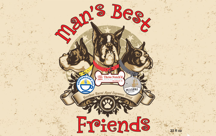 """Man's Best Friend"" Bottle Release Party"