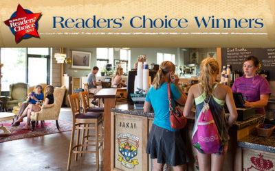 Winner of the Daily Progress Reader's Choice Award