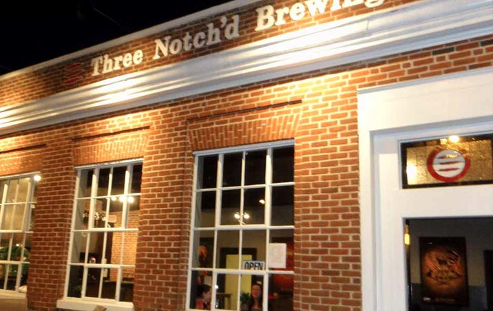 Try HUNKER DOWN Our Newest Collaboration with Three Notch'd Brewing Company