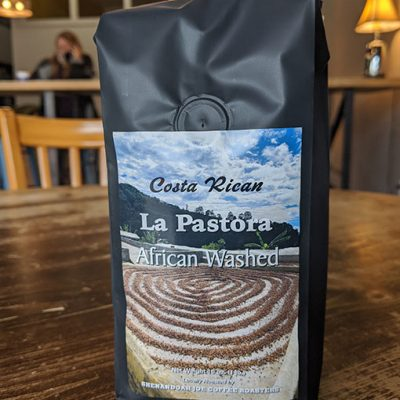 Costa Rican la Pastora African Washed