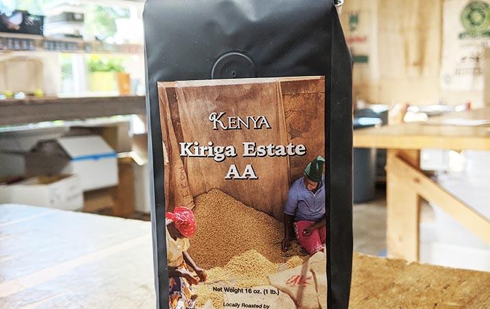 Kenya Kiriga Estate